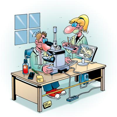 Berufsbilder: Virologe