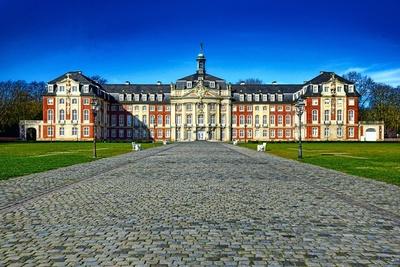 Schloss Münster - Hauptsitz der Universität Münster