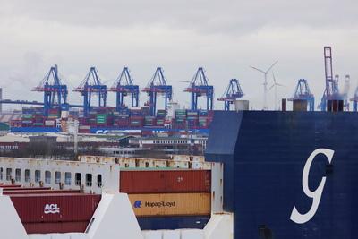 internationaler Warenverkehr