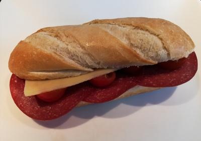 Sonntags-Sandwich