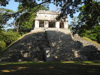 Pyramiden in Mexiko