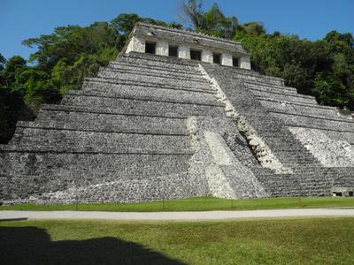 Mayastadt Palenque