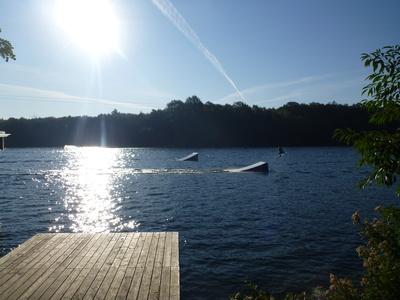 Wakeboard Obstacle Kicker Langenfeld