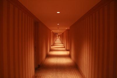Hotelflur / Foto: Alexander Hauk