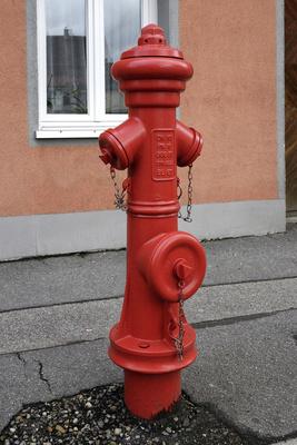 Hydrant, Löschwasser