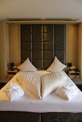 Hotelzimmer, Hotelbetten