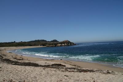 Strand in Kalifornien USA