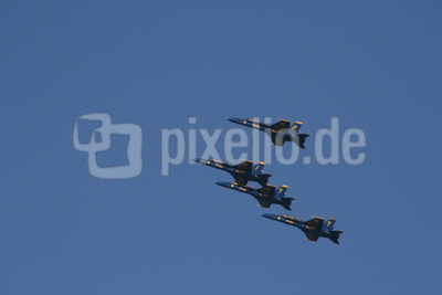 Kunstflugstaffel Blue Angels US Navy USA