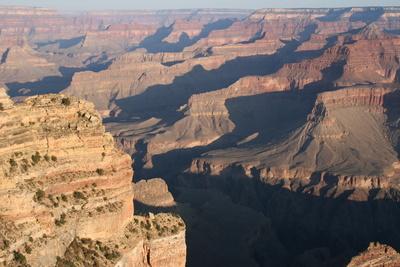 Blick auf den Grand Canyon / USA (2009) / Foto: Alexander Hauk