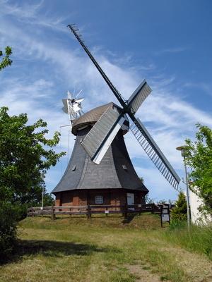 Windmühle Krokau