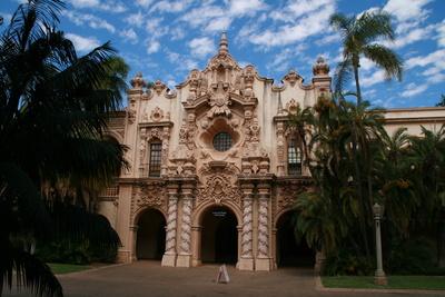 Casa del Prado in San Diego (USA, 2009)