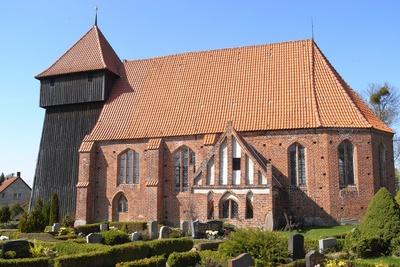 Dorfkirche in Abtshagen (2)