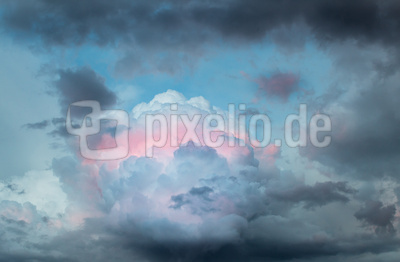 Wolkenexplosion