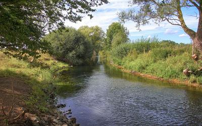 Am Ufer der Lippe