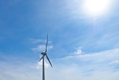 Windradenergie