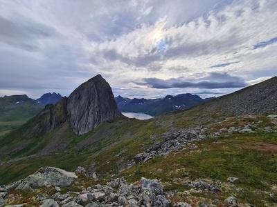 Berg Hesten