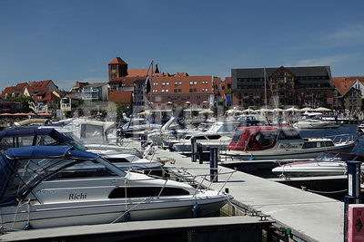 viele Boote