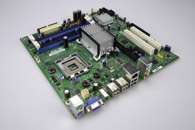 Computer - Hauptplatine, Mainboard, Motherboard