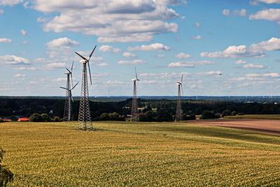 windräder der 2. generation