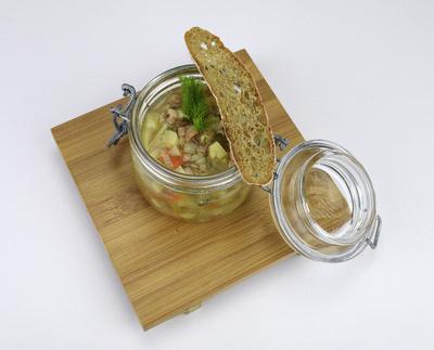Suppenzeit: Gerstensuppe