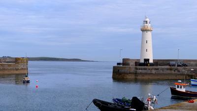 Nordirland - Donaghadee Lighthouse