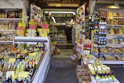 Spezialitätenladen auf Ischia