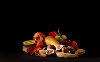 Vitamine für Herbst und Winter