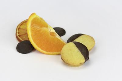 Orangenkekse