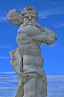 Herkules - ein starker Mann...
