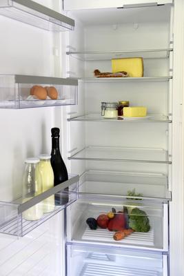 Kühlschrank - befüllt