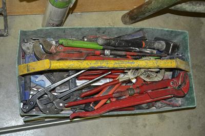 Werkzeugkiste, Hydrauliker