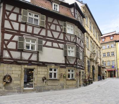 Bamberg – historische Altstadt