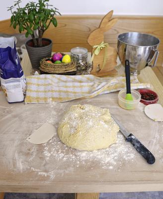 Ostergebäck, Osterbäckerei
