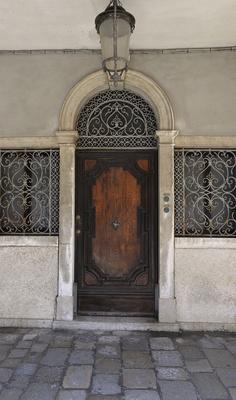 Chioggia - Eingangstür