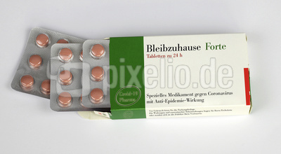 Medikament gegen das Coronavirus