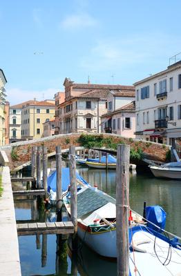 Chioggia, Impressionen Altstadt