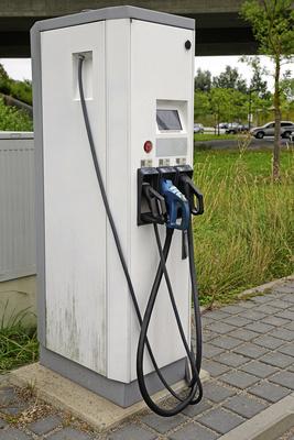 Elektromobilität: Ladestation für Elektrofahrzeuge