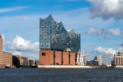 Elbphilharmonie Hamburg (Farbe)