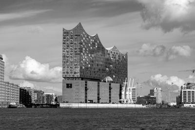 Elbphilharmonie Hamburg (S/W)