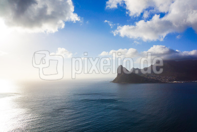 Stimmungsvolle Bucht bei Betty's Bay (SA)