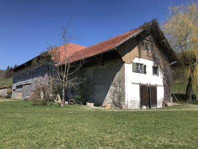Altes Bauernhaus im Allgäu