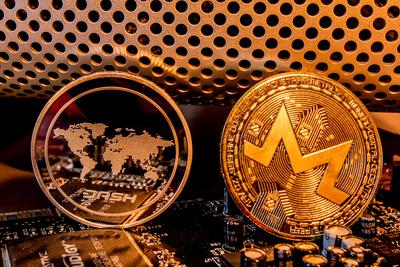Cryptomining/Schürfen von Kryptowährung