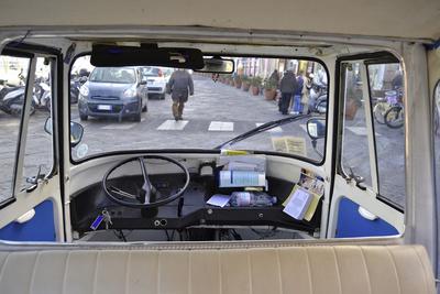 Taxi auf Procida