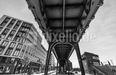 Hochbahnbrücke
