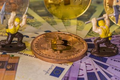 Schürfen von Geld (Bitcoin, Dogecoin, Litecoin)