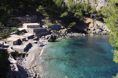Die Bucht von Calobra in Mallorca