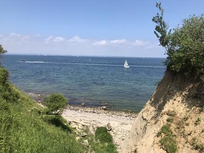 Ostsee: Blick auf das Wasser