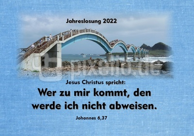 Jahreslosung 2022 3a